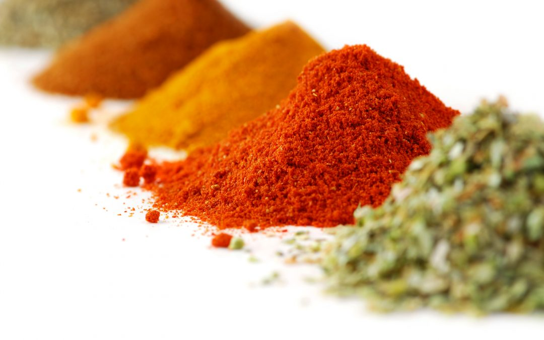 Spices and Herbs for Your FODMAP!