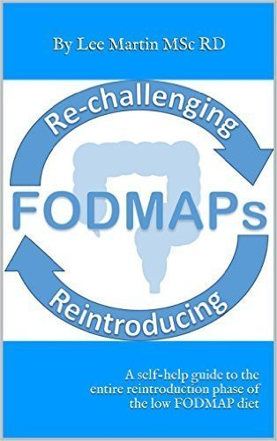 low fodmap book lee martin