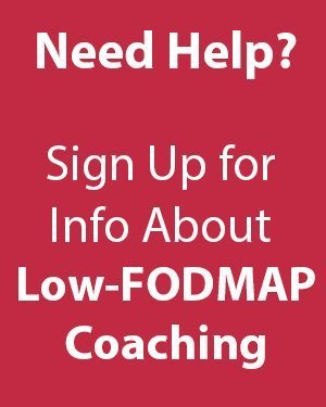 LOW FODMAP CONSULTING