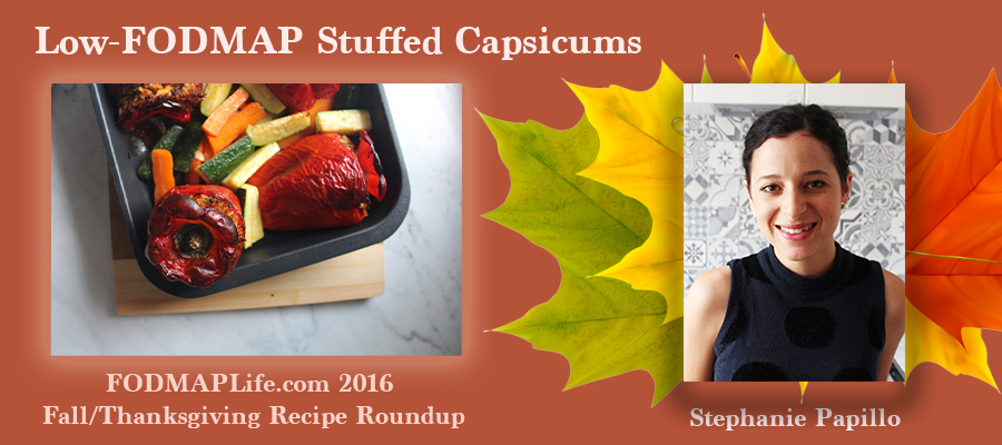 stephanie-papilo-low-fodmap-stuffed-capsicums