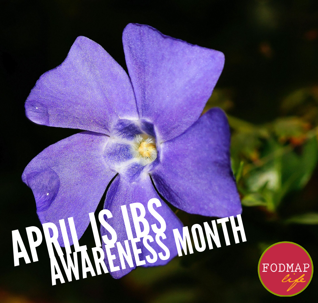 ibs awareness month low fodmap