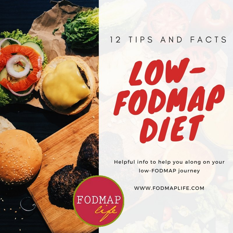 TIPS LOW FODMAP DIET