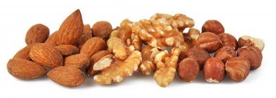 Nuts serving size for low-FODMAP diet