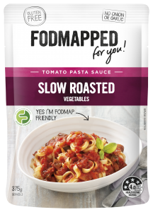 FODMAPPED for you! is a popular low-FODMAP foods brand on our list