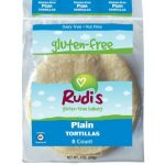 Low-FODMAP Rudis Gluten Free Tortillas