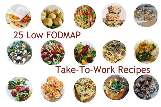 25 Low FODMAP Take-to-Work