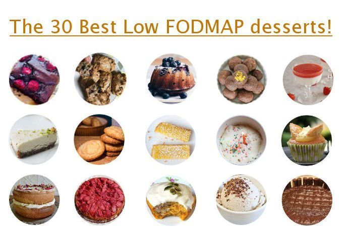 The 30 Best Low FODMAP Desserts
