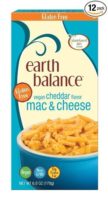 earth balance vegan