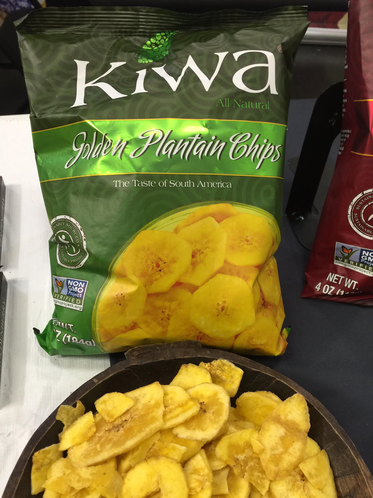 kiwa plantain chips