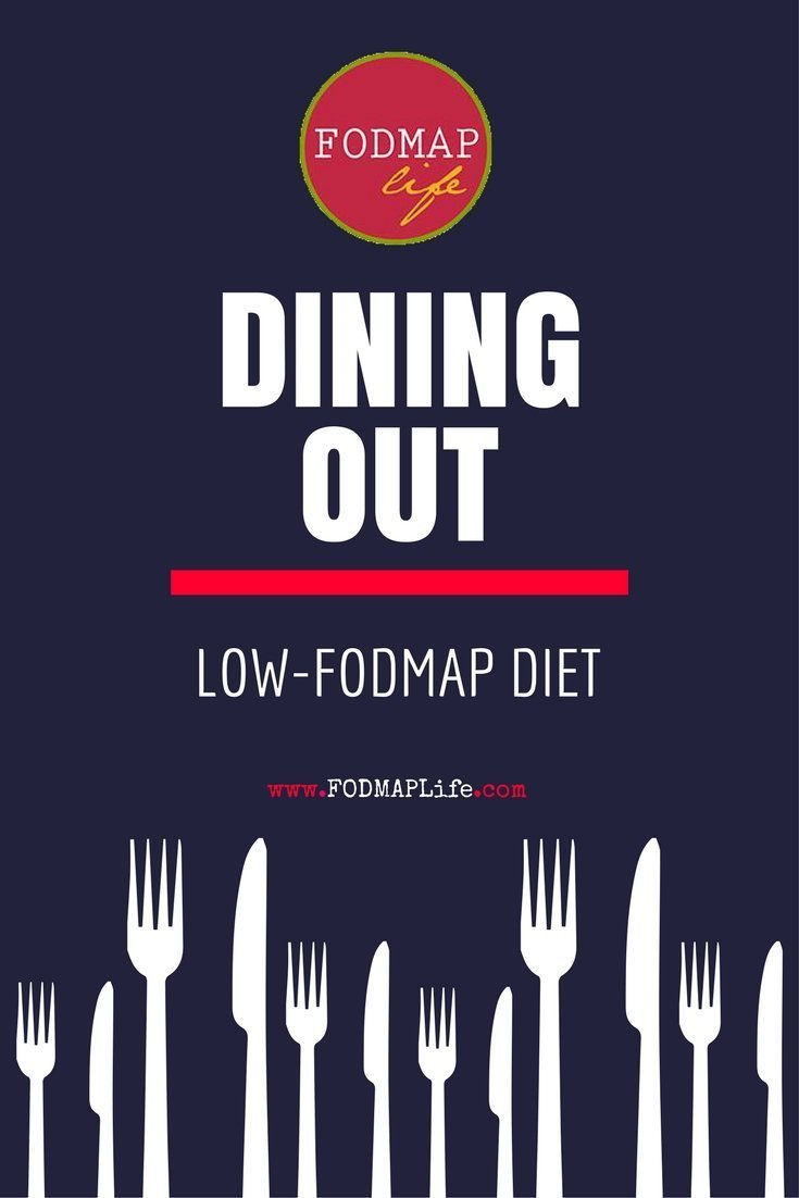 Dining Out Low-FODMAP diet guide
