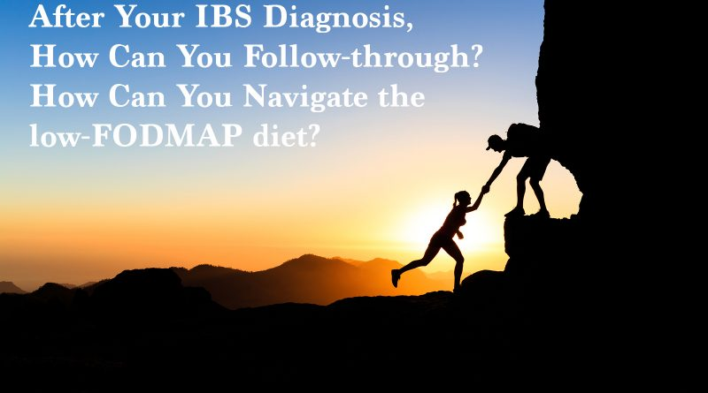 After Your Diagnosis, How Can You Get Ongoing IBS Support?
