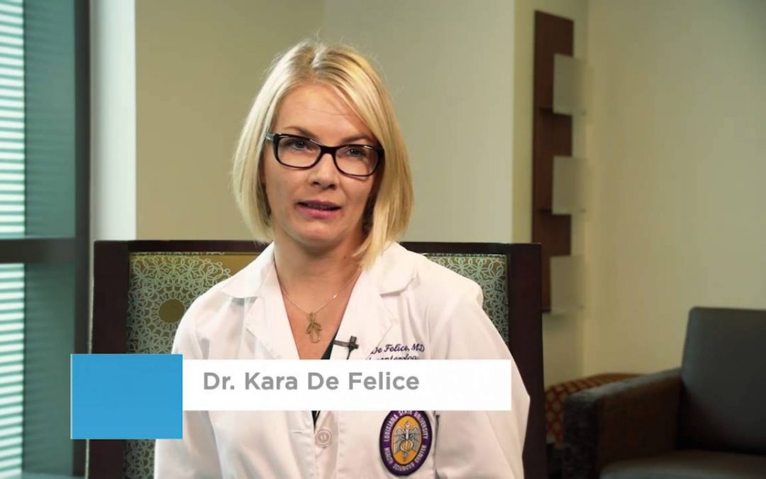 Dr. Kara De Felice Discusses IBD Detection Monitoring and Diet