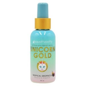 Squatty Potty Unicorn Gold Spray