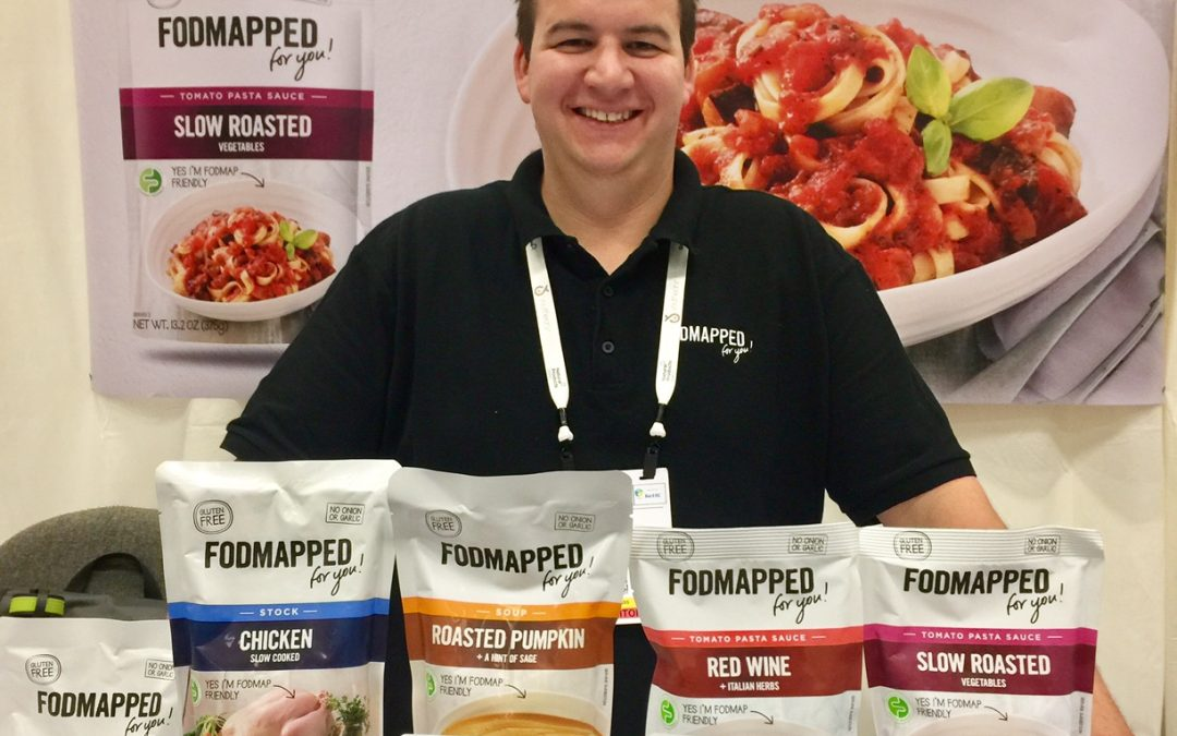 Low-FODMAP was Trending at the Natural Product Expo 2017