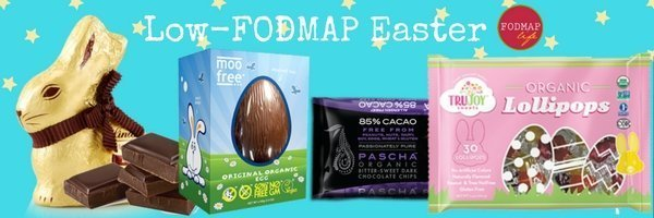 FODMAP Friendly Easter Chocolate, Candy and Recipes for You!