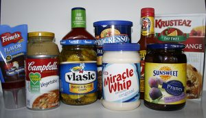 10 food items that contains HFCs