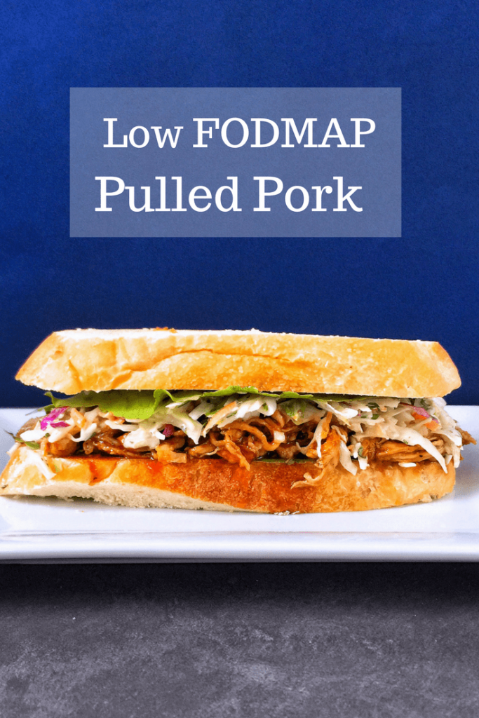 Low-FODMAP protein sources in Pulled Pork