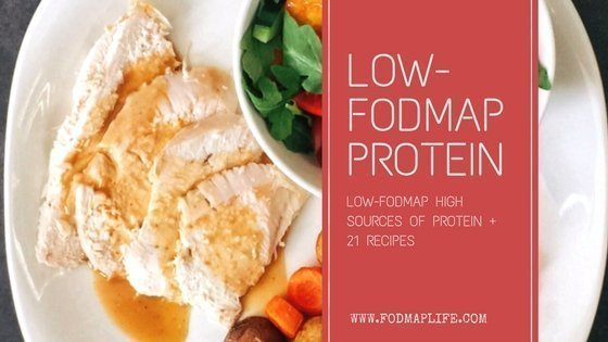Low-FODMAP High Sources of Protein (with 21 Recipes)