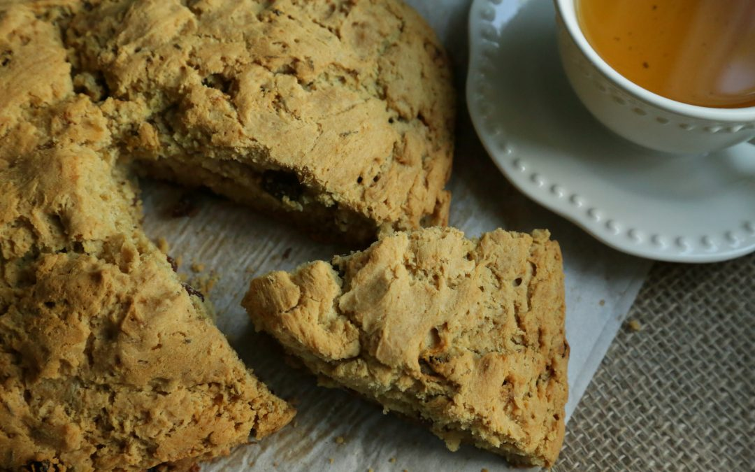 Low-FODMAP Irish Soda Bread