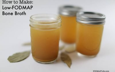Low-FODMAP Bone Broth Recipe