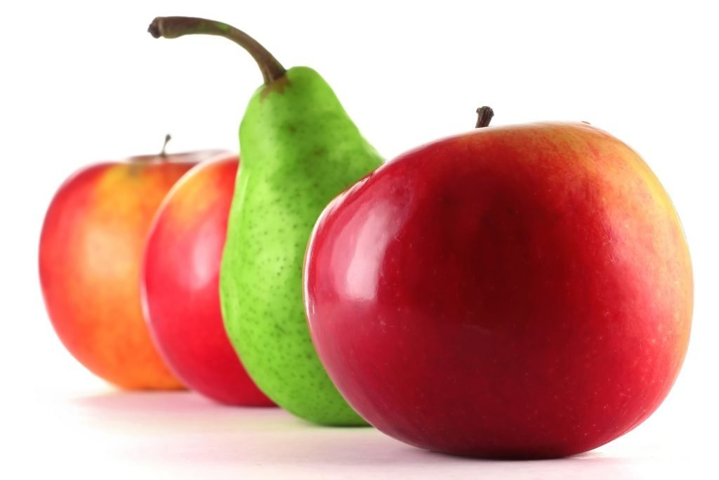 Apples High in FODMAPs