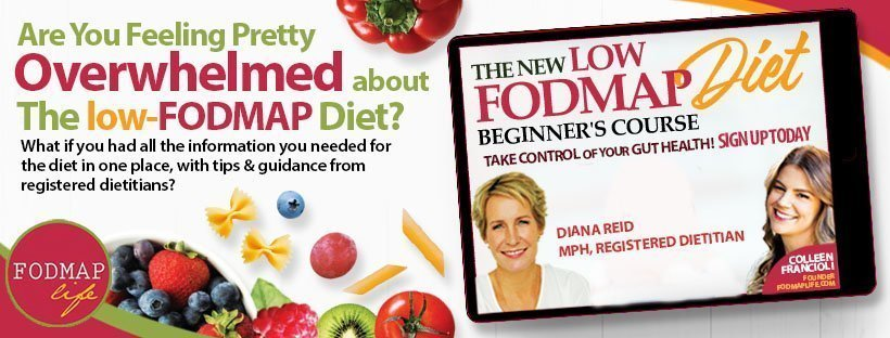 low fodmap online course