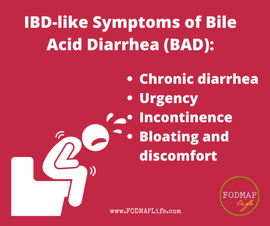 bile acid diarrhea